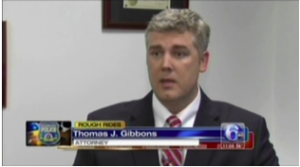 Tom Gibbons on 6 ABC Action News